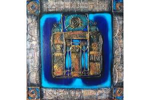 "Felix Albus, 2015 ""Gate to infinity"""