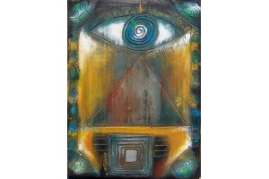 "Felix Albus  ""The Big eye"" 2007"