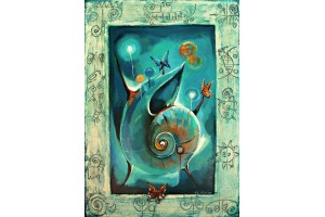 "Felix Albus  ""Blue Fantasy 2"" 2007"