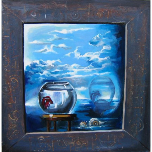 "Felix Albus  ""Reflection"" 2003"