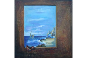 "Felix Albus  ""Sea view 2"" 2004"