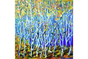 "Felix Albus  ""Leaves sky leaves"" 2003"