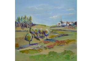 """Felix Albus  """"Landscape 02 """" 2002"""