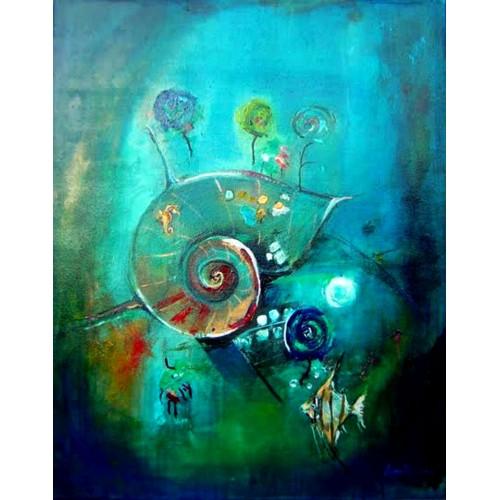 "Felix Albus  ""Deep sea "" 2003"