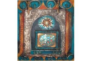 """Felix Albus  """"Gate to life"""" 2012"""